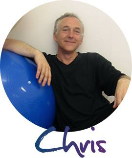 Chris - The Edinburgh Pilates Centre