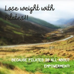 Weight loss with Pilates